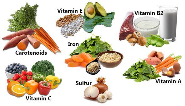 Sức khỏe dẻo dai nhờ 6 nguyên tắc ăn uống cho người già hình 1