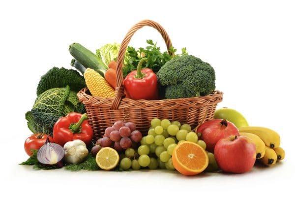 Sức khỏe dẻo dai nhờ 6 nguyên tắc ăn uống cho người già hình 2