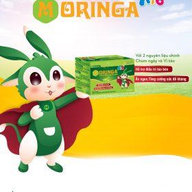 Cốm Moringa Kid – Bảo vệ hệ tiêu hóa bé yêu