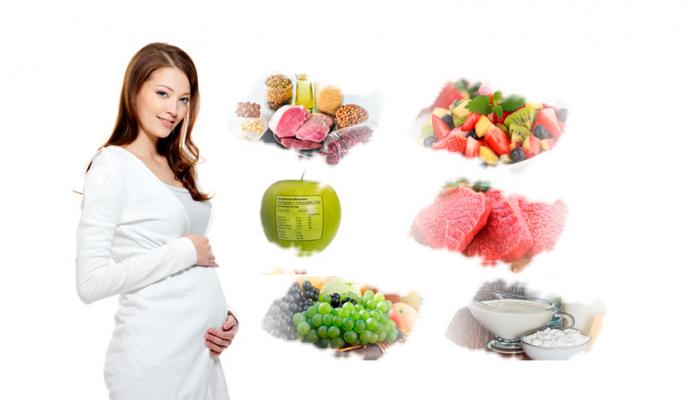 Để có một chế độ dinh dưỡng lành mạnh cho mẹ bầu