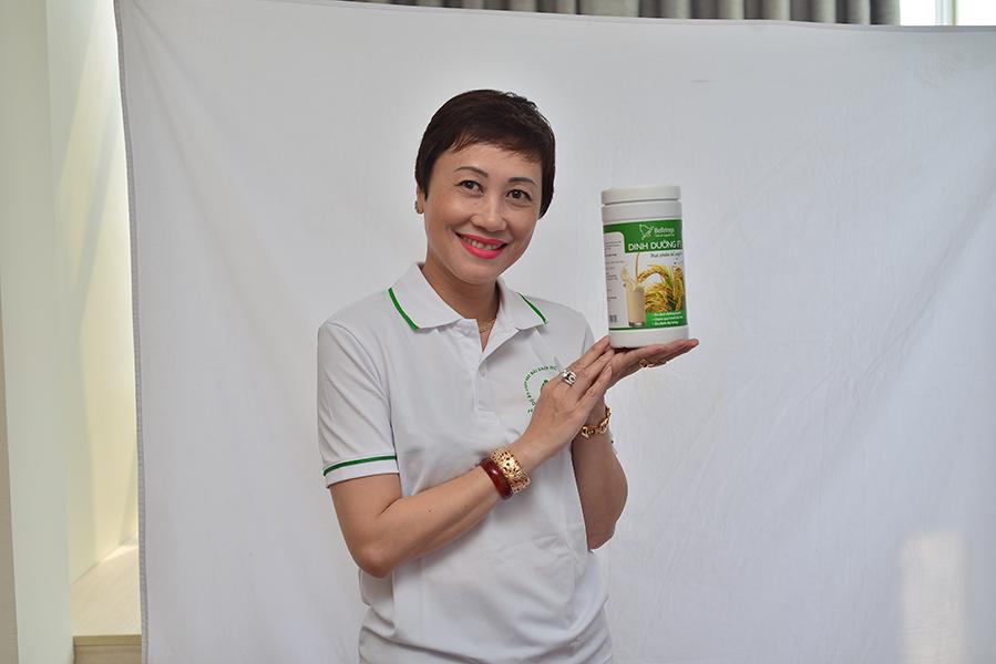 Dinh dưỡng F1 từ tinh chất gạo lứt cho người tiểu đường