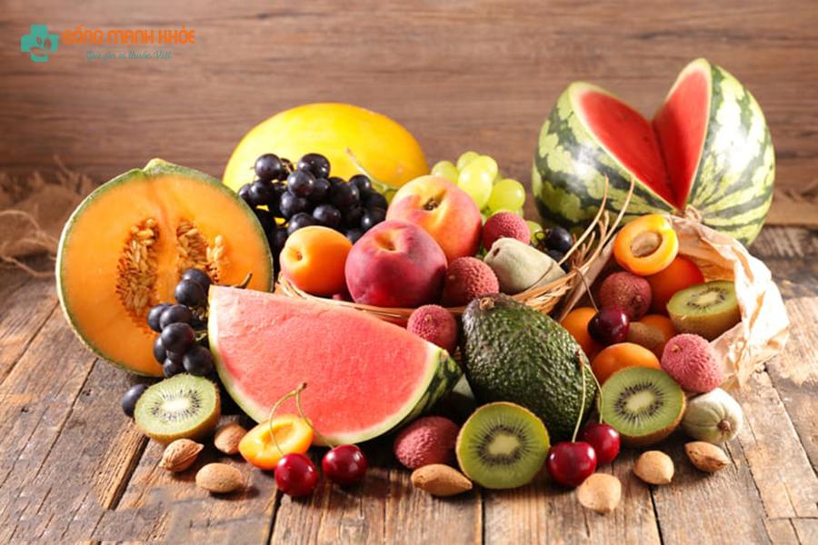 Trái cây là thực phẩm tốt cho tim mạch