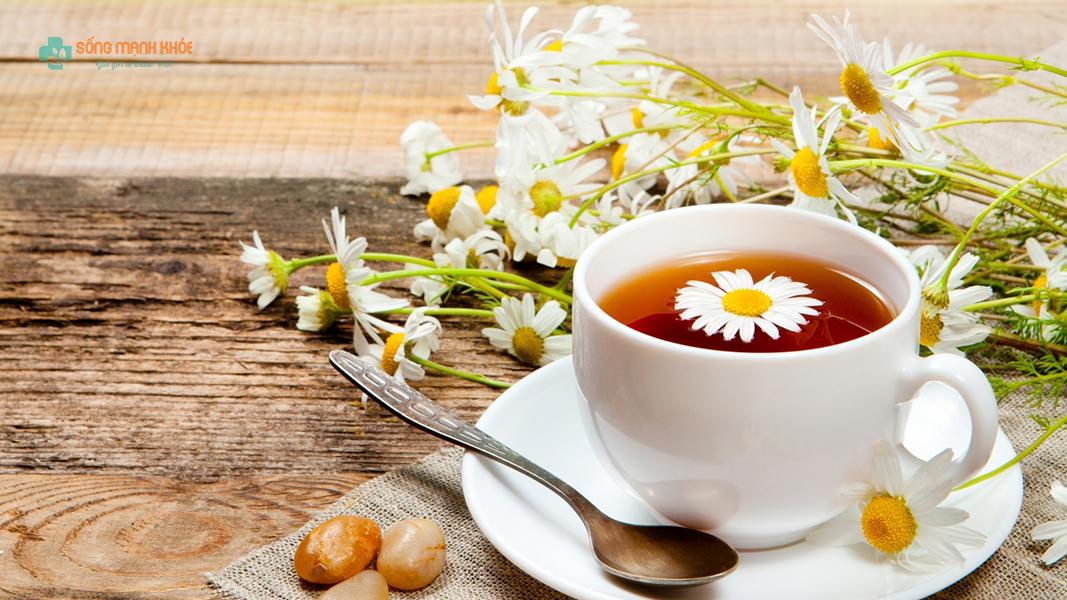 Sử dụng trà để an thần - ngủ ngon