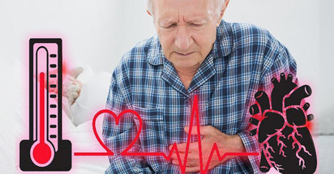 Biến chứng của việc tăng huyết áp