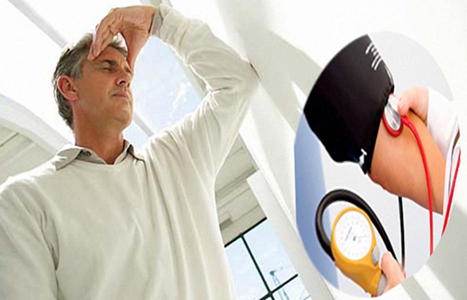 Những triệu chứng thường gặp của bệnh huyết áp tăng