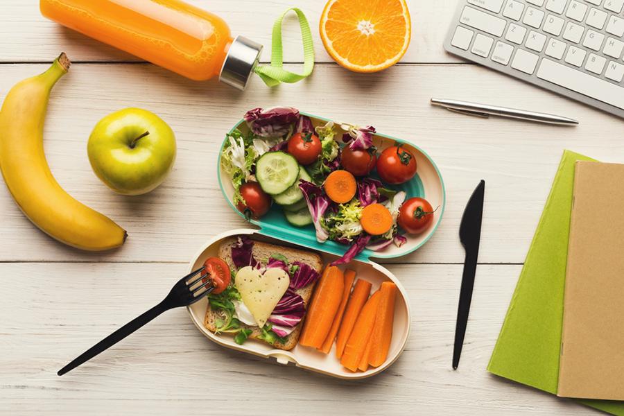 Sử dụng chế độ ăn uống, sinh hoạt lành mạnh để trị bệnh