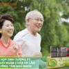 Combo 3 sản phẩm hỗ trợ điều trị đau khớp, mất ngủ
