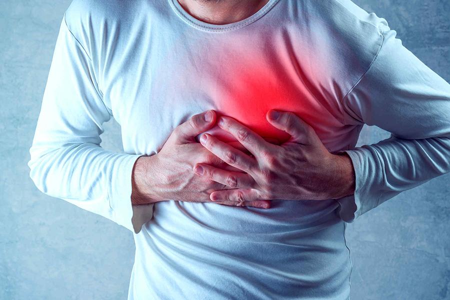 Nhồi máu cơ tim là hậu quả của huyết áp thấp